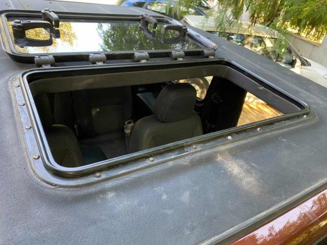 Mahindra Thar Bimbra 4x4 custom interior 6