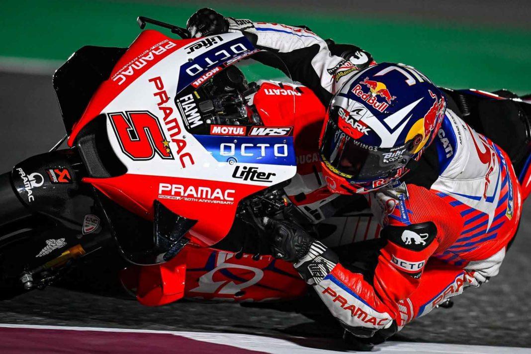 MotoGP's Johann Zarco Sets 357.6 Kmph