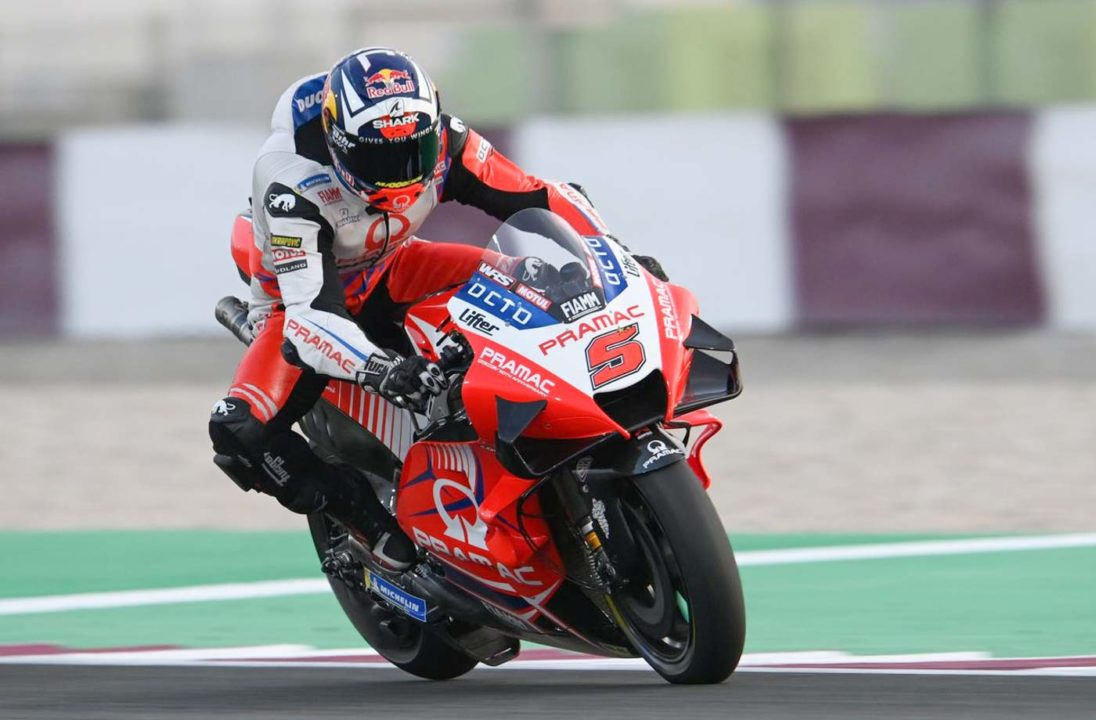 MotoGP's Johann Zarco Sets 357.6 Kmph-2