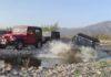 New Mahindra Thar Water Wading Challenge