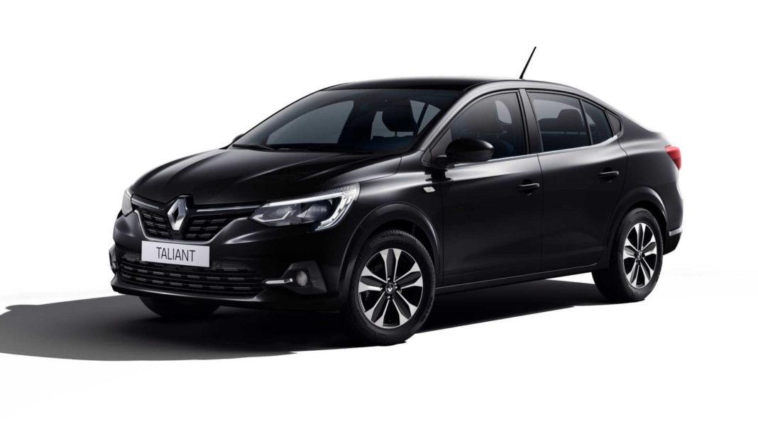 Renault Taliant Delantero