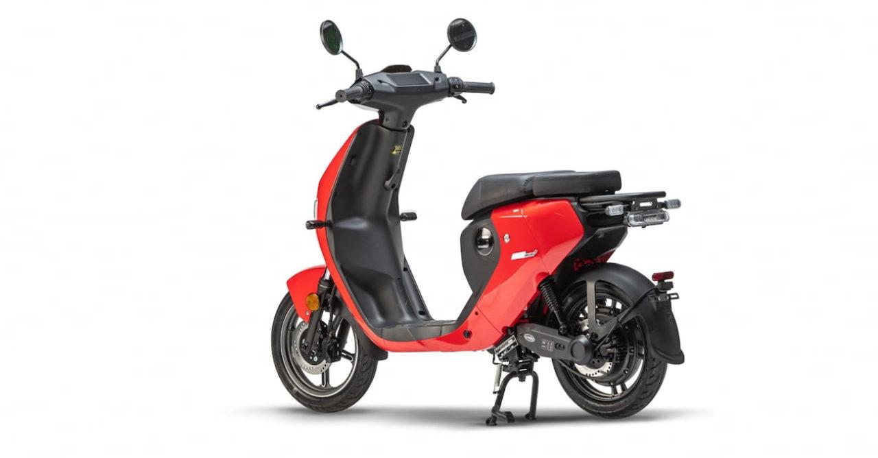 Super Soco CUmini Electric Scooter-3