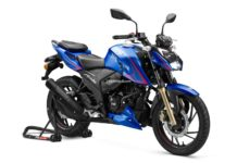 TVS Apache RTR 200 4V single channel ABS-2