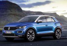 Volkswagen T-Roc India 1