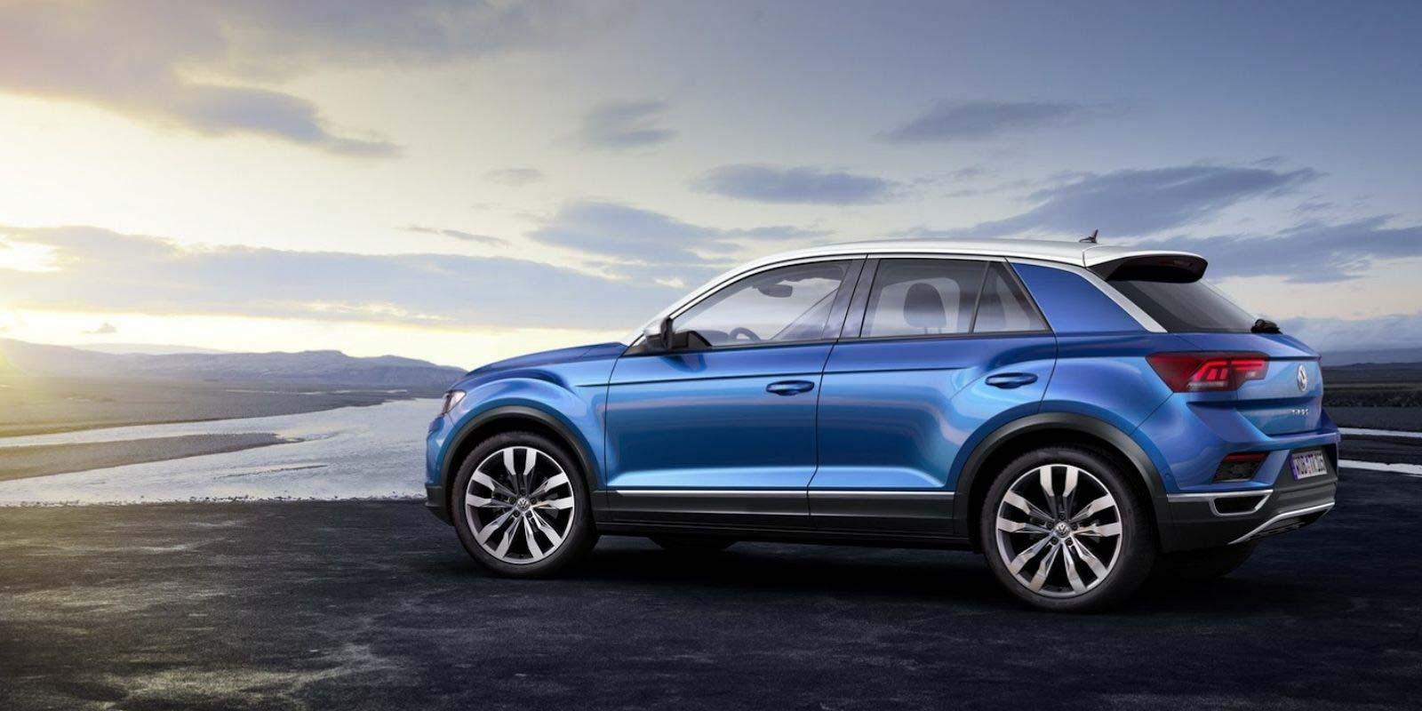 2021 Volkswagen T-Roc Will Now Cost Rs 21.35 Lakh In India - GaadiWaadi.com