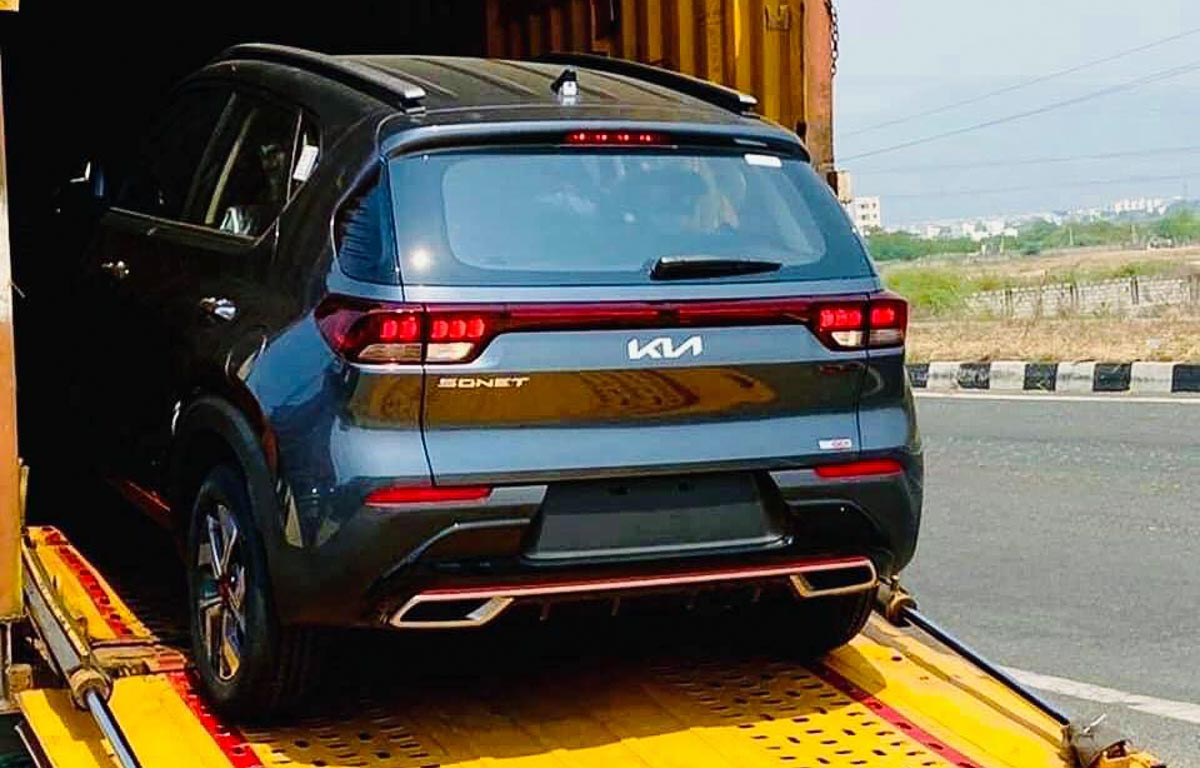 Updated Kia Sonet Variant-Wise Prices And Features List [May 2021]
