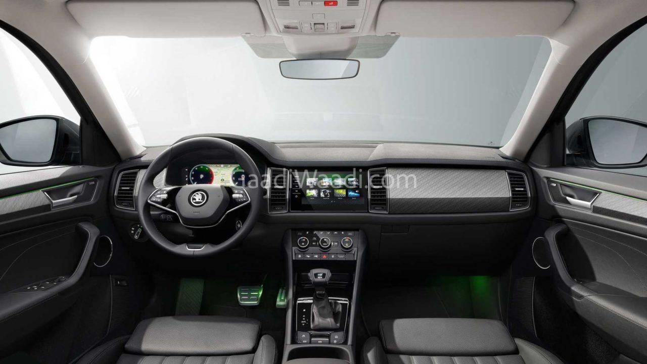 2021-skoda-kodiaq-facelift-interior
