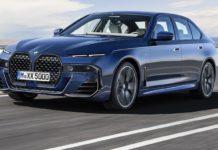 2023 BMW 5-Series rendering front