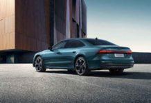 Audi A7L Sedan 3