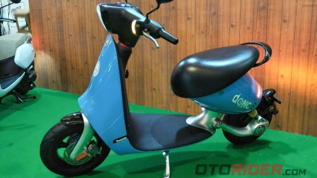Benelli Dong E-Scooter