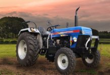 Escorts tractor Powertrac