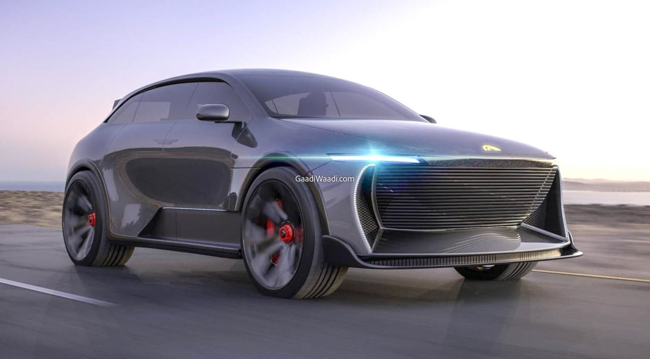 Humble One Electric SUV-2