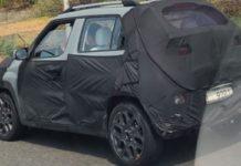 Hyundai AX1 micro SUV