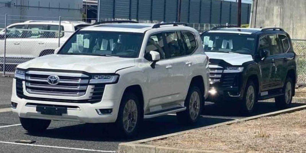New Gen 2021 Toyota Land Cruiser 2