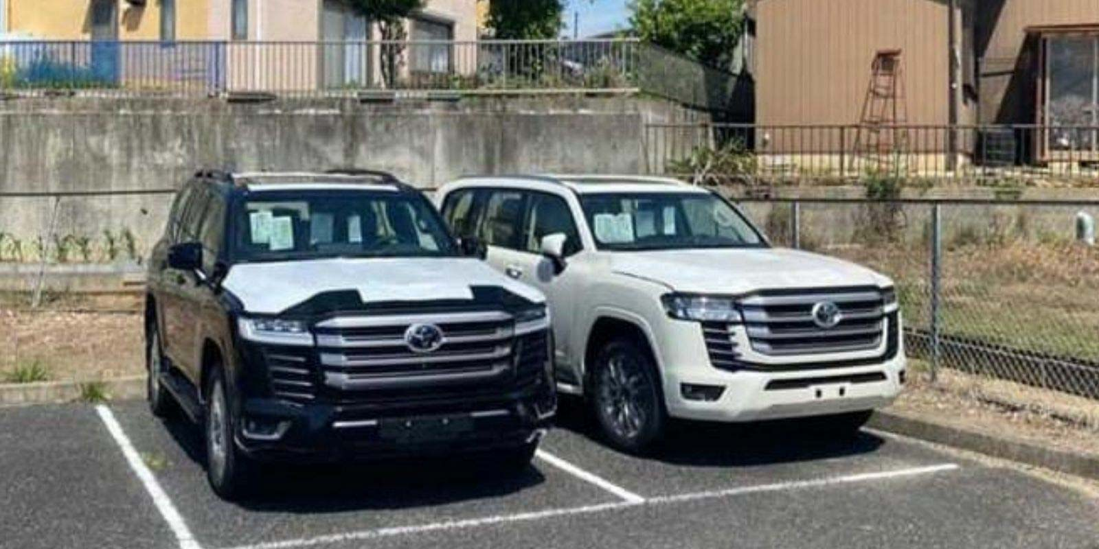 New Gen 2021 Toyota Land Cruiser 3