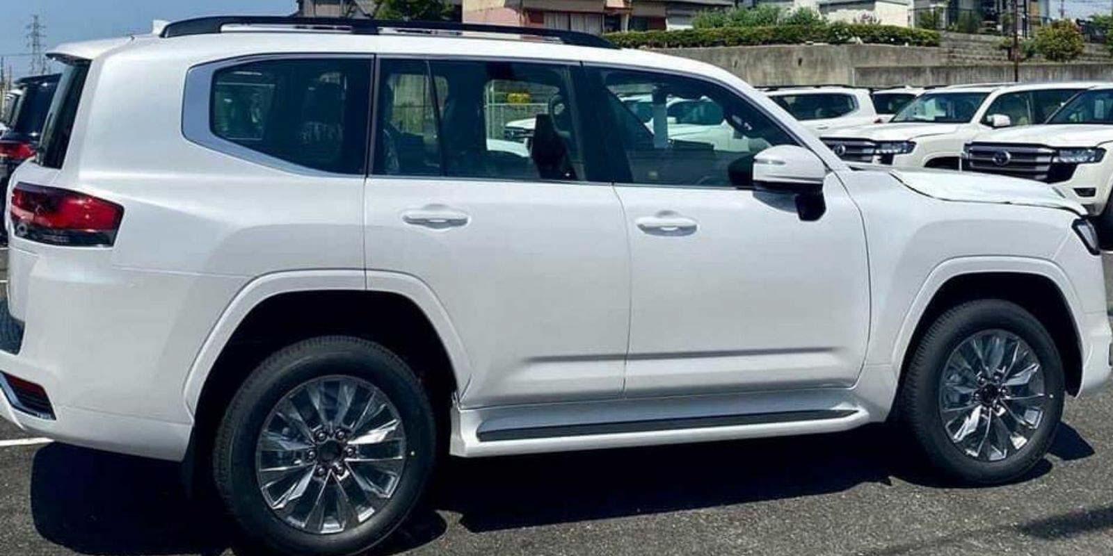 New Gen 2021 Toyota Land Cruiser