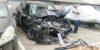 Nissan Magnite Accident