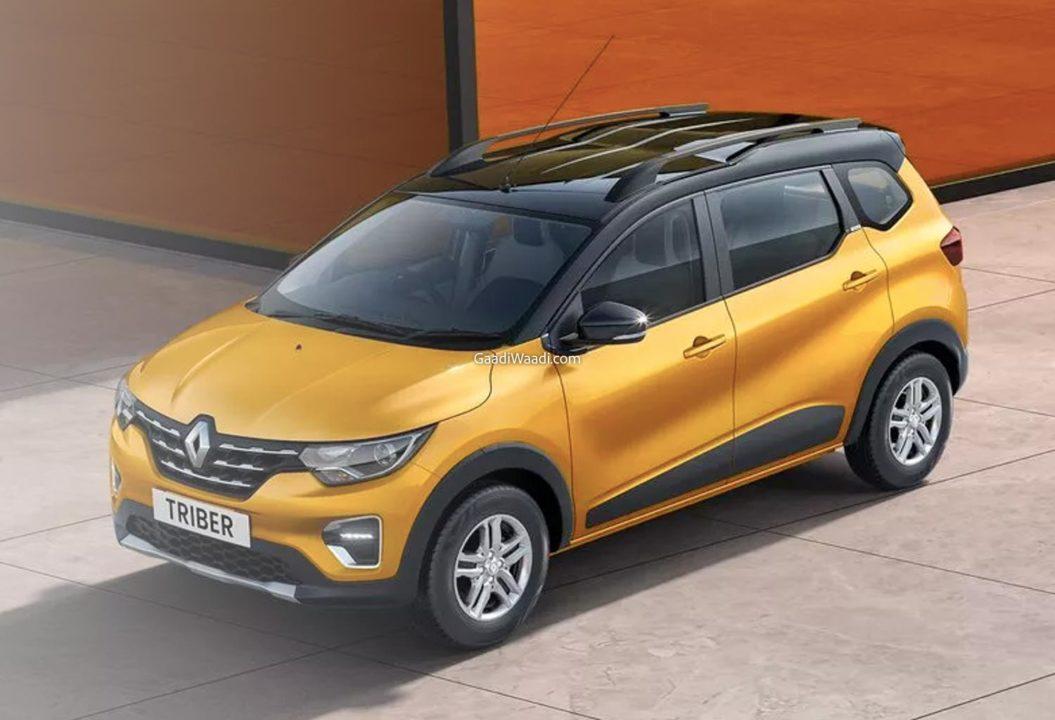Renault Triber_