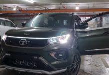 Tata Nexon Monster Edition 2 exterior