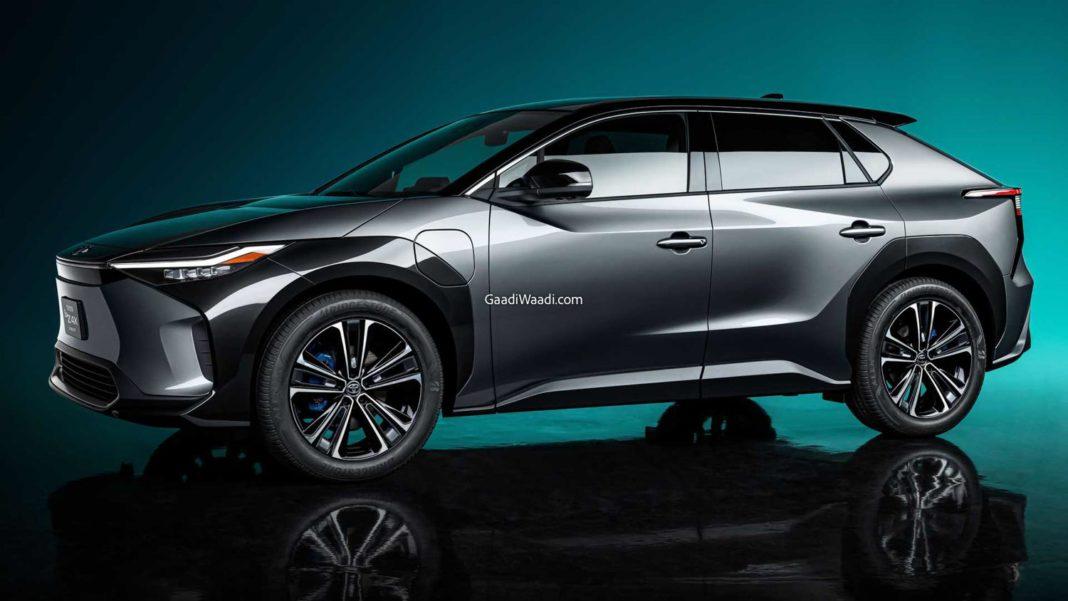 Toyota BZ4X Concept-2