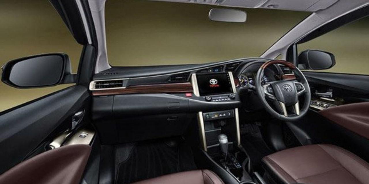 Toyota Innova Crysta 50th Anniversary Edition 6