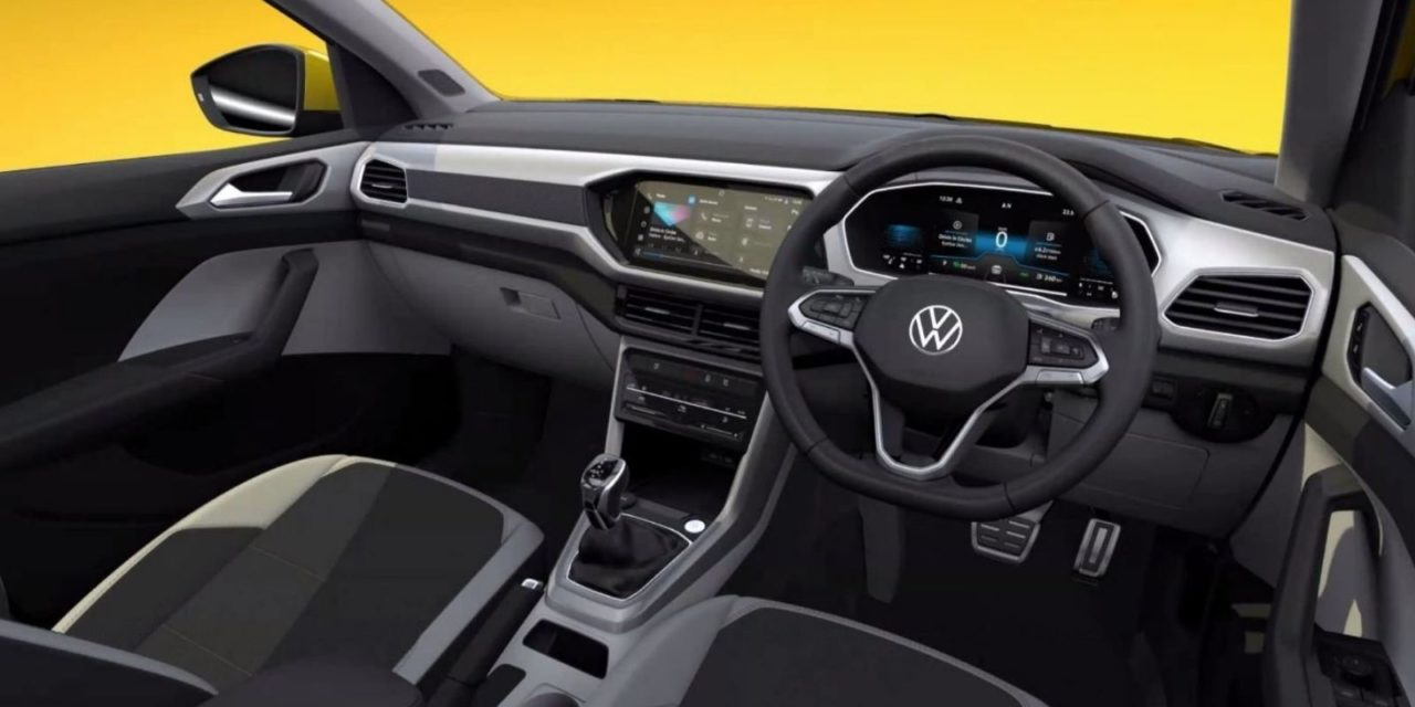 Volkswagen Taigun Interior 3