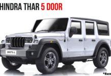 thar 5 door