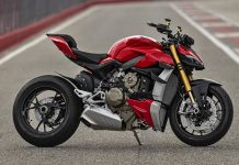 2021 Ducati Streetfighter launched in India