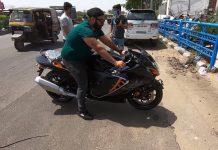 2021 Suzuki Hayabusa 1st unit in India