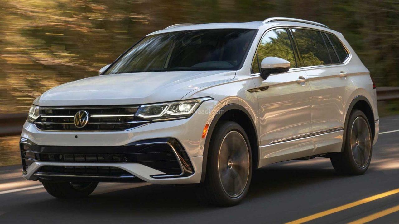 2022 Volkswagen Tiguan Allspace