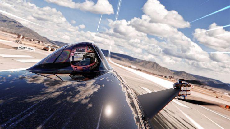 Airspeeder Mk3 image 3