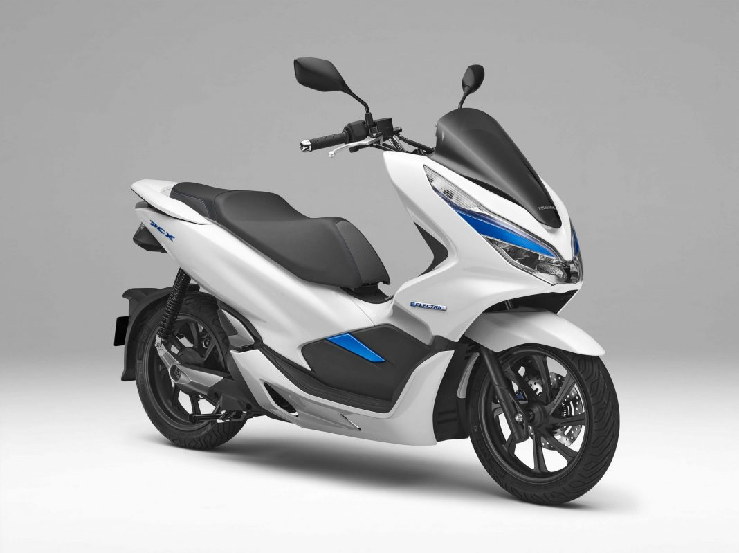 Honda-PCX-Electric-scooter
