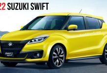 Next-Gen Suzuki Swift