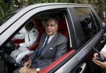 Ratan Tata Land Rover Freelander