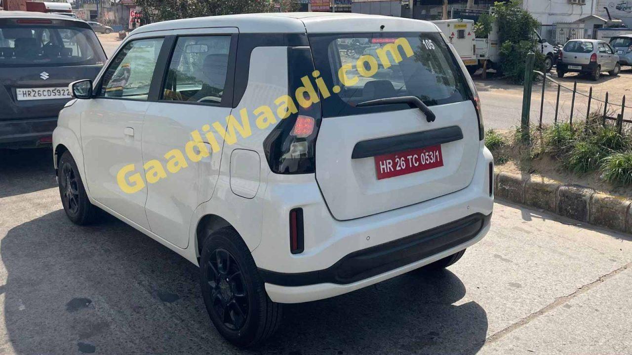 wagon R EV gaadiwaadi