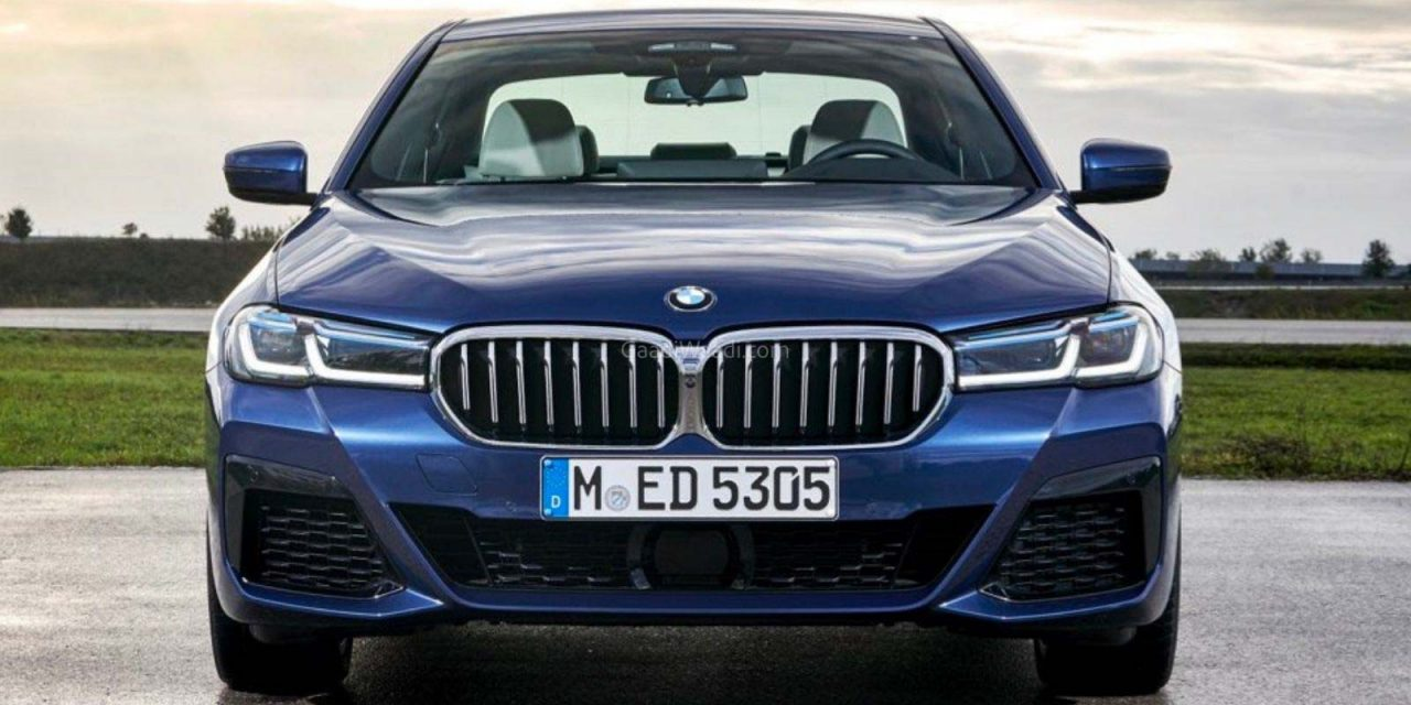 2021 BMW 5 Series Launched India 1