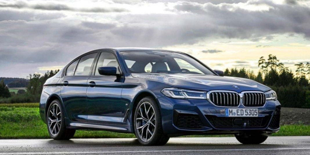 2021 BMW 5 Series Launched India 3