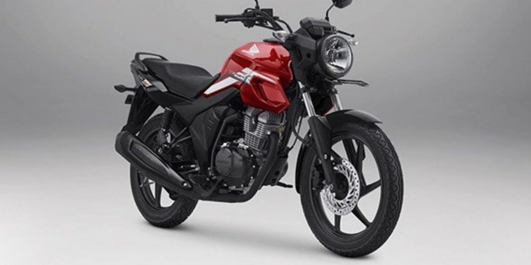 2021 Honda CB150 Versa 4