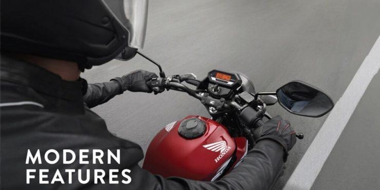 Kluster instrumen digital Honda CB150 Verza 2021