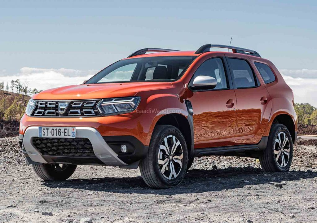2021 Renault Duster Facelift