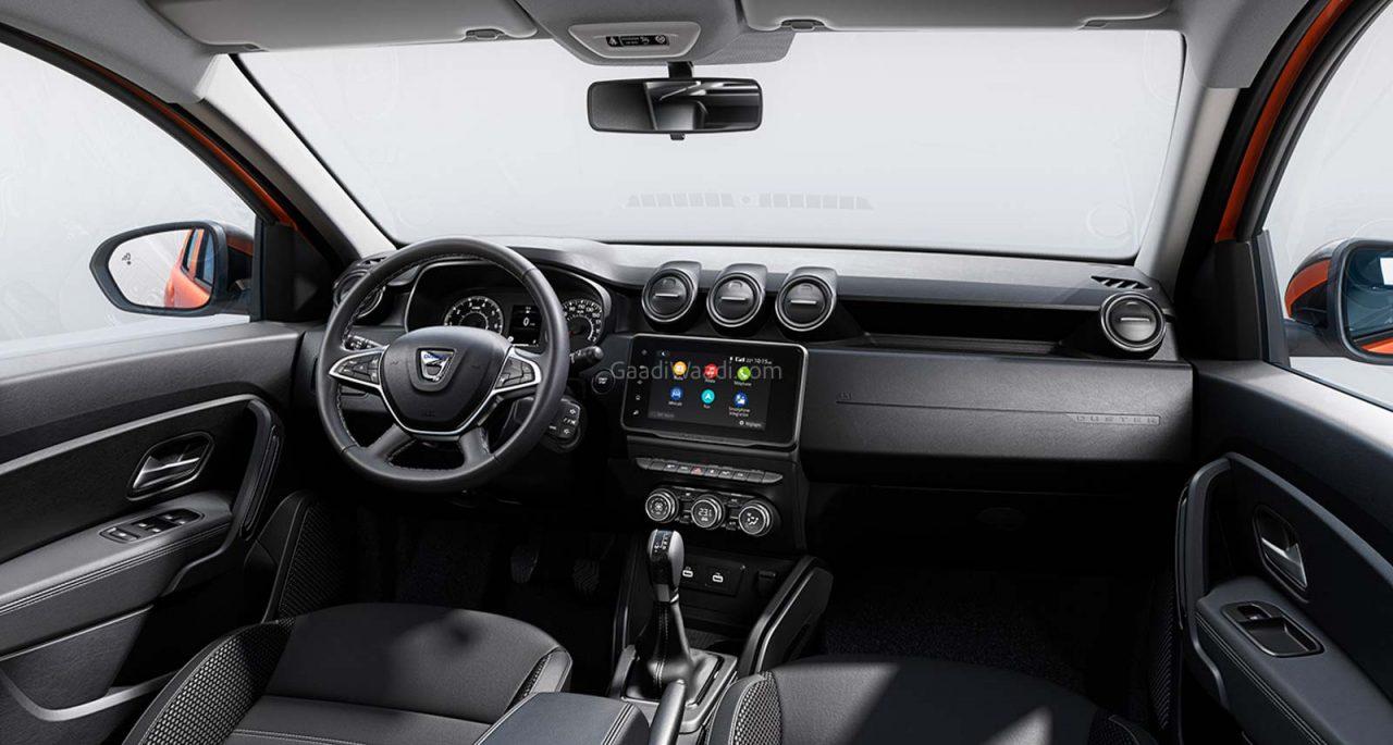 2021 Renault Duster Facelift Interior
