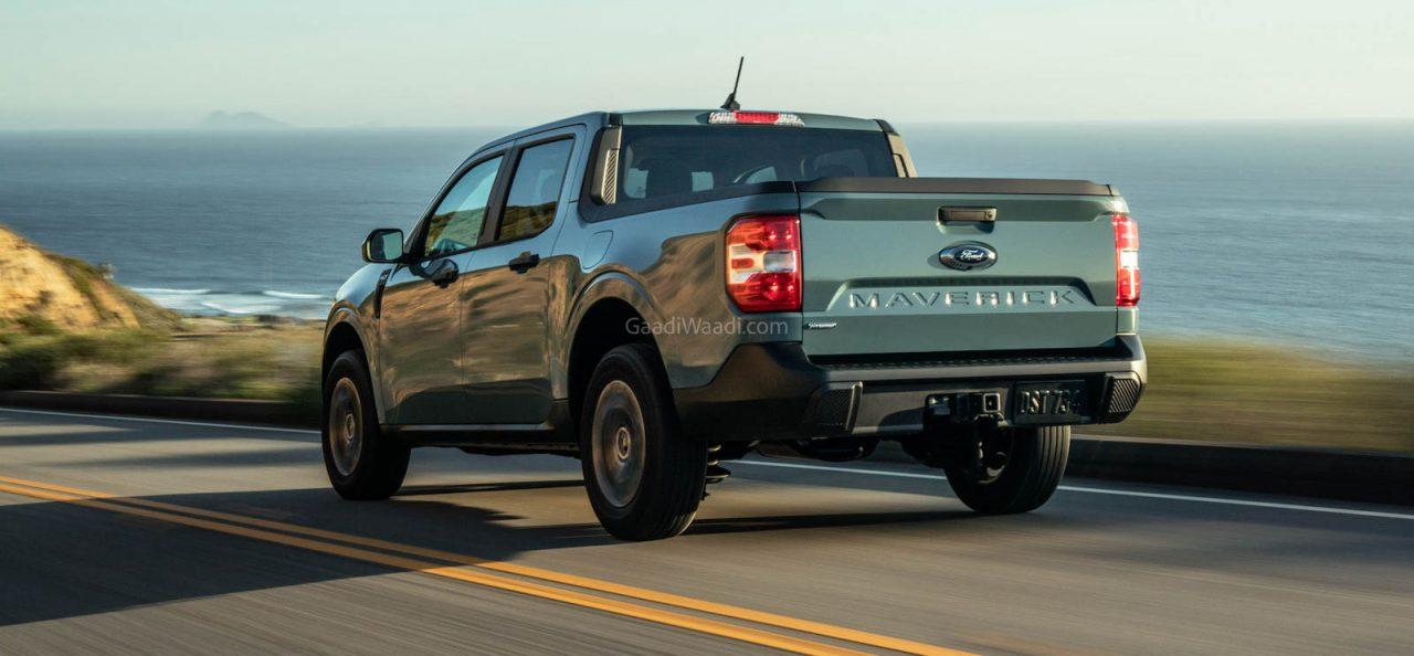 2022 Ford Maverick 1