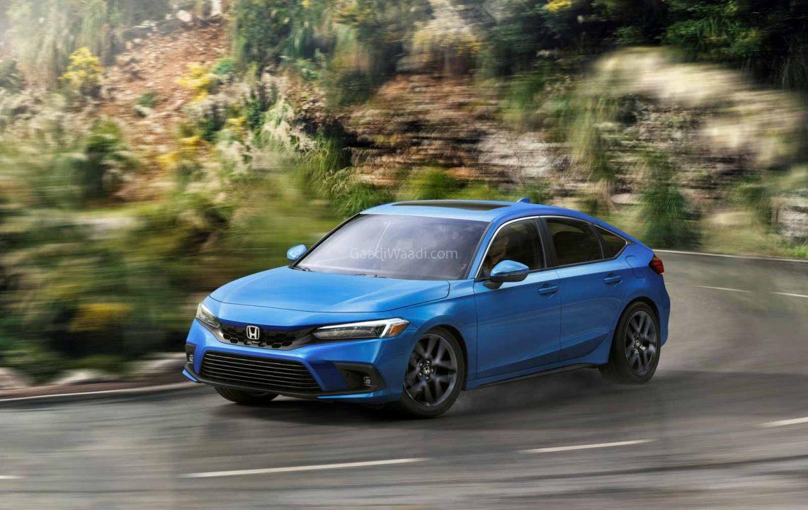 Honda Civic Hatchback 20221