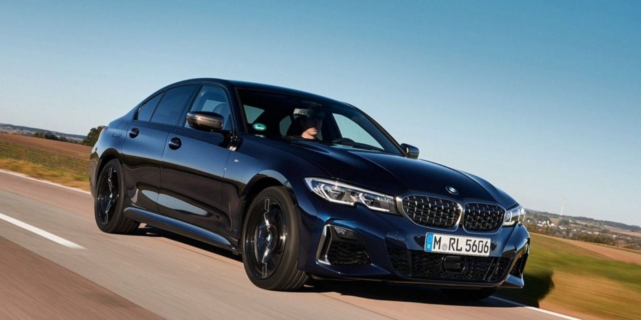 BMW M340i xDrive Black 1