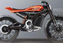 Harley-Davidson Concept Electric