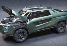 Honda Ridgeline EV