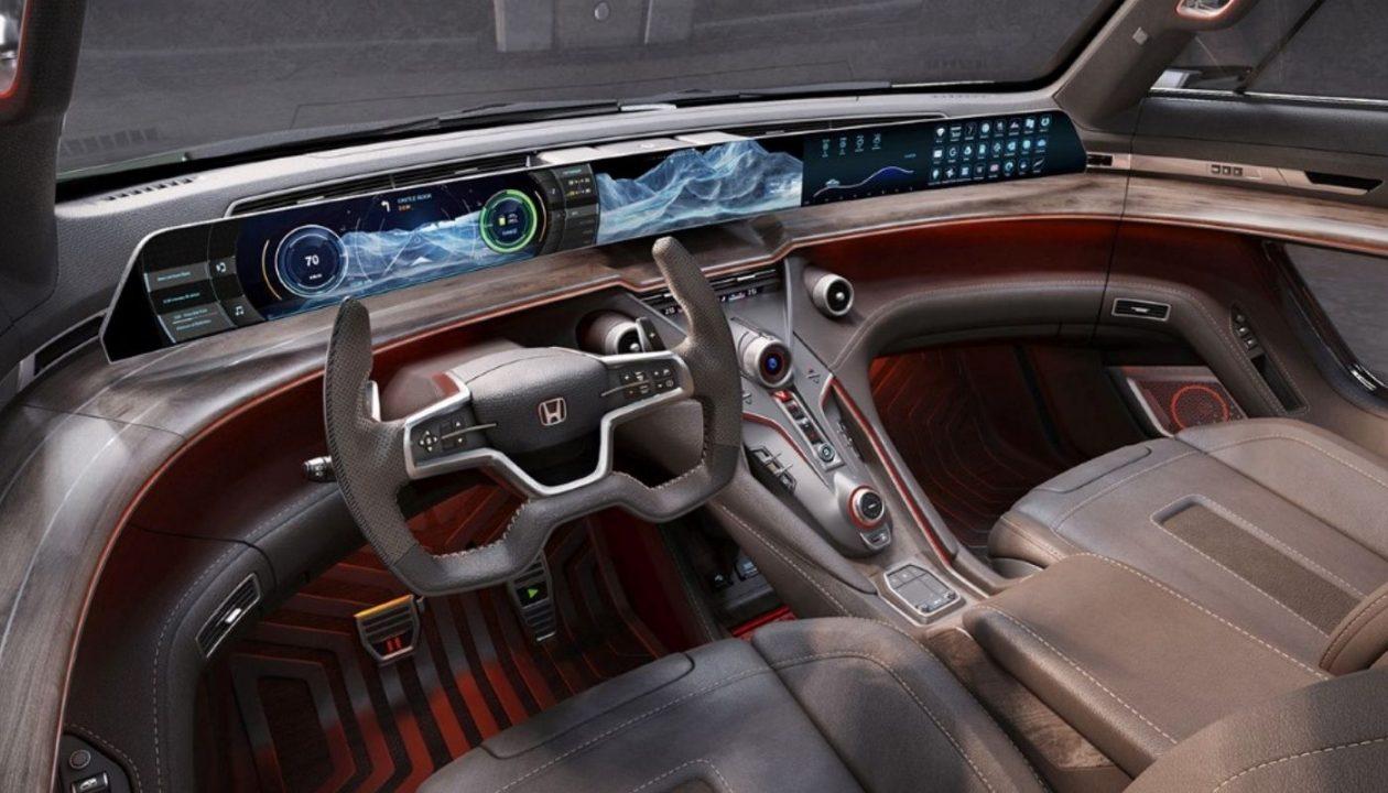 Honda Ridgeline EV Concept Interior 5
