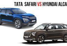 Hyundai Alcazar Vs tata safari1