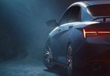 Hyundai Elantra N Teased 3