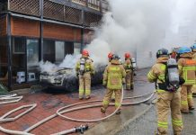 Hyundai Kona EV fire South Korea